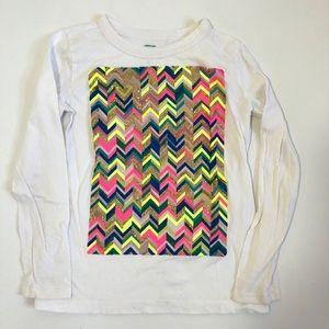 J. Crew Crewcuts Collectible Geometric T-Shirt
